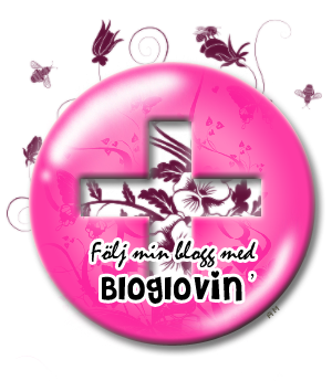 Följ min blogg med Bloglovin