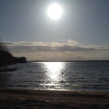 Åländsk strand