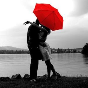 Paraply för 2