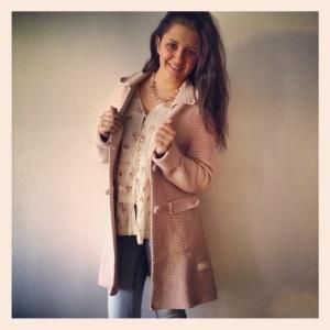 Linne från Ruth m fl och Odd Mollys crochet grandmas coat