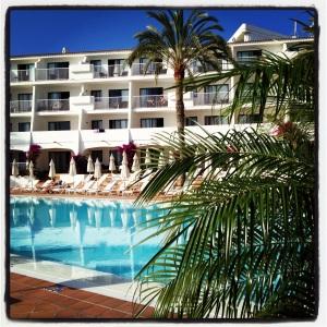 Vårt hotell