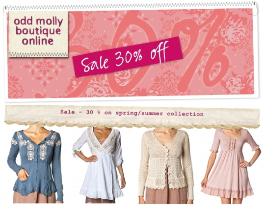 REA 30% Odd Molly