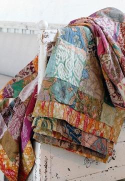 Bali quilt