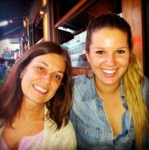 Jag och min vackra dotter N