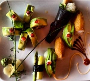 Sushi från Sushikungen