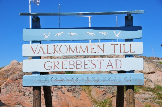 Välkommen till Grebbestad