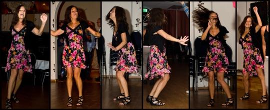 Dansa är galet roligt!