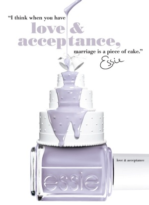 Essie Wedding collection 2012