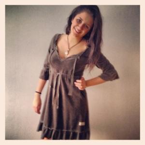 Fonda Dress från Odd Molly