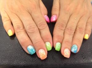 Happy nails :)