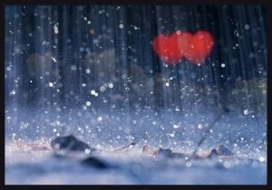 Kärlek i regnet