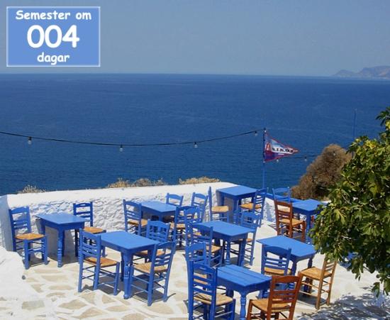 Nikos Taverna på Skopelos