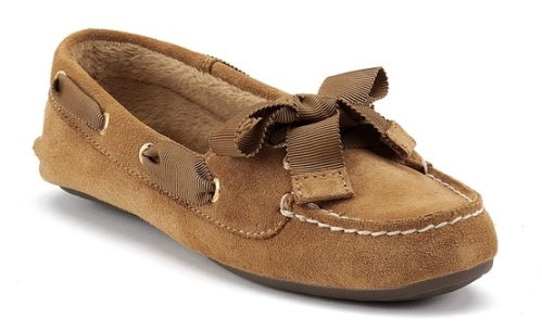 Moccasins of my dreams