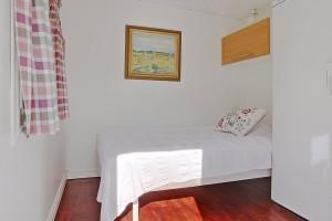 Sovrum 1 i gäststugan