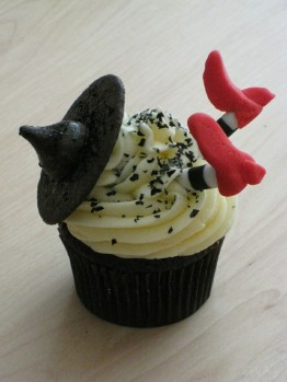 BautaWitch cupcake