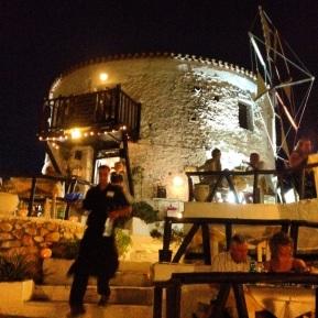 The Windmill - romantisk restaurang