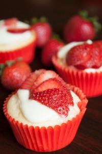 Jorgubbs cupcakes