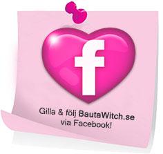Gilla o följ BautaWitch på Facebook