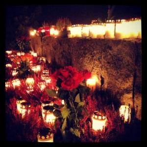 Norra Begravningsplatsens minneslund