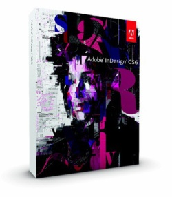 InDesign CS6 box