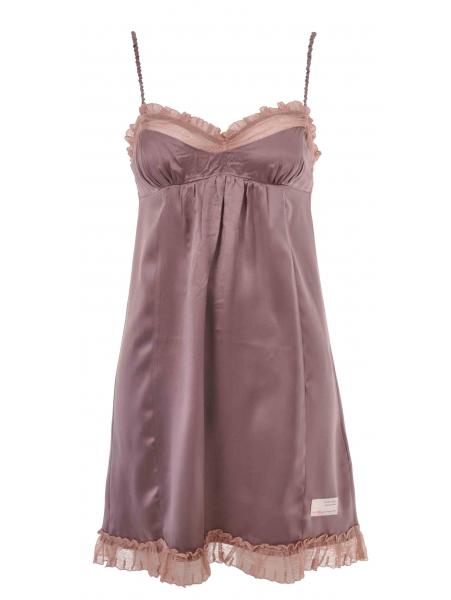 Odd Molly Rock-a-fellow silk slip dress