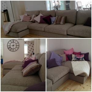Nya fina soffan - 5 meter lång