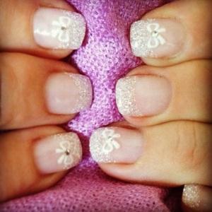 Supersöta naglar