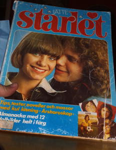 Starlet från 1977