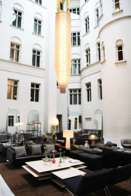 Loungen Hotel Nobis