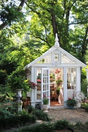 Drömmar om ett växthus