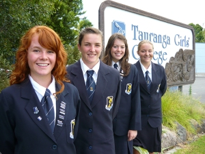Tauranga girls collage