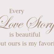 Quote-Lovestory