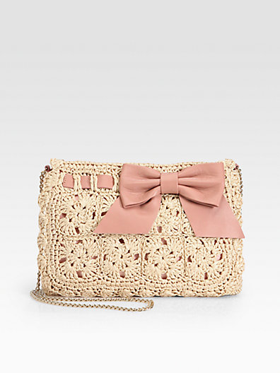 RED_Valentino_Crochet_Raffia_Clutch