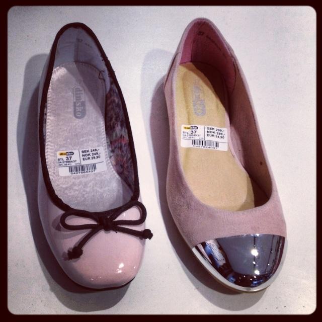 Rosa Ballerina skor från Din Sko.jpg