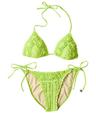 Virkad bikini Kandia från Panos Empario