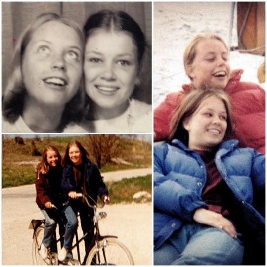 Åk 9 - 1979-1980 med Pernilla