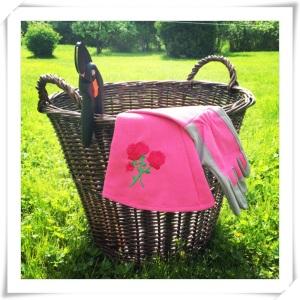 Nya trädgårdshandskar med rosor