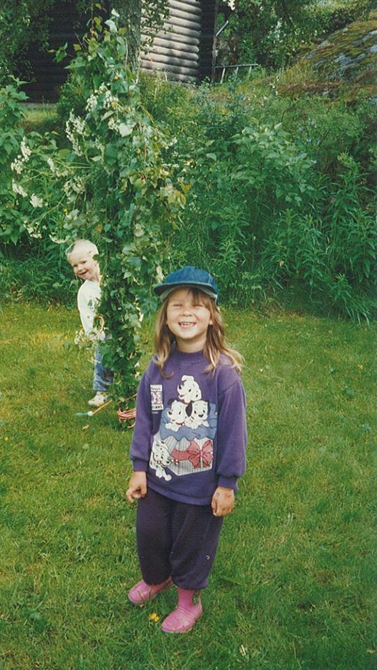 Midsommar i Björkvik 1997