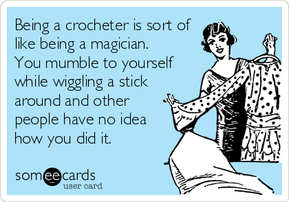 Crochet humor4