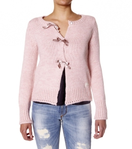 Beatle cardigan rose