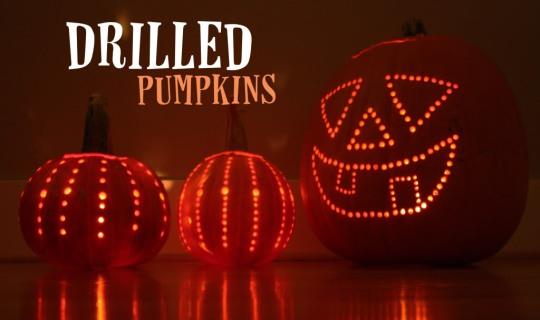 DrilledPumpkins