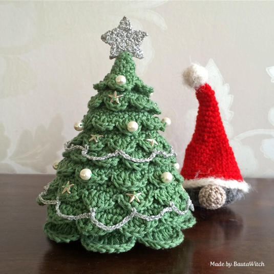 Crochet Pattern For Xmas Tree : Free Crochet Patterns: Free Christmas Trees Crochet Patterns