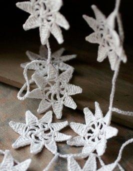 Crochet stars UK