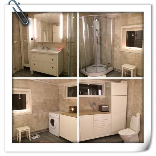 Badrummet på Landet