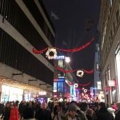 Drottninggatan och Åhléns