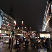 Klarabergsgatan och Åhléns
