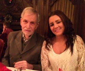 Bredvid morfar