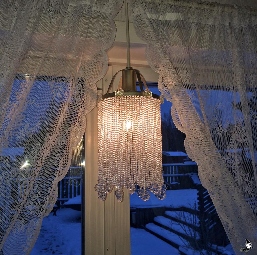 Lampa av pärlor | BautaWitch
