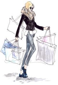 shopping vinter