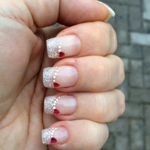 Valentine's-nails